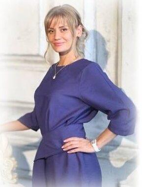Анна Лонске, эксперт по персональному бренду, бизнес-тренер, тренер личностного роста